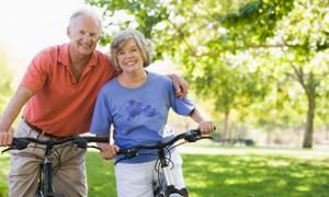 Betreuung im hohen Alter